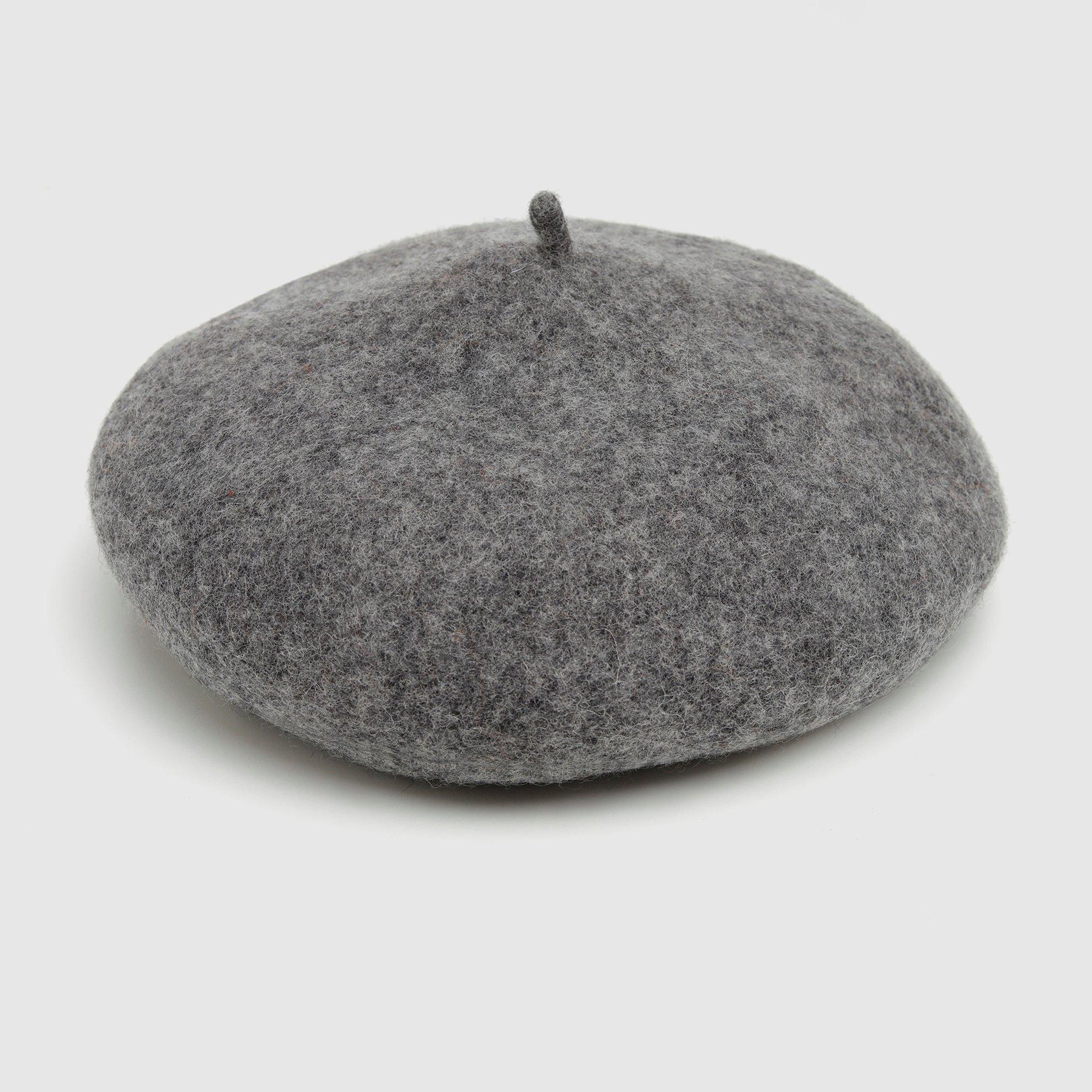 Mütze rundgeschnitten