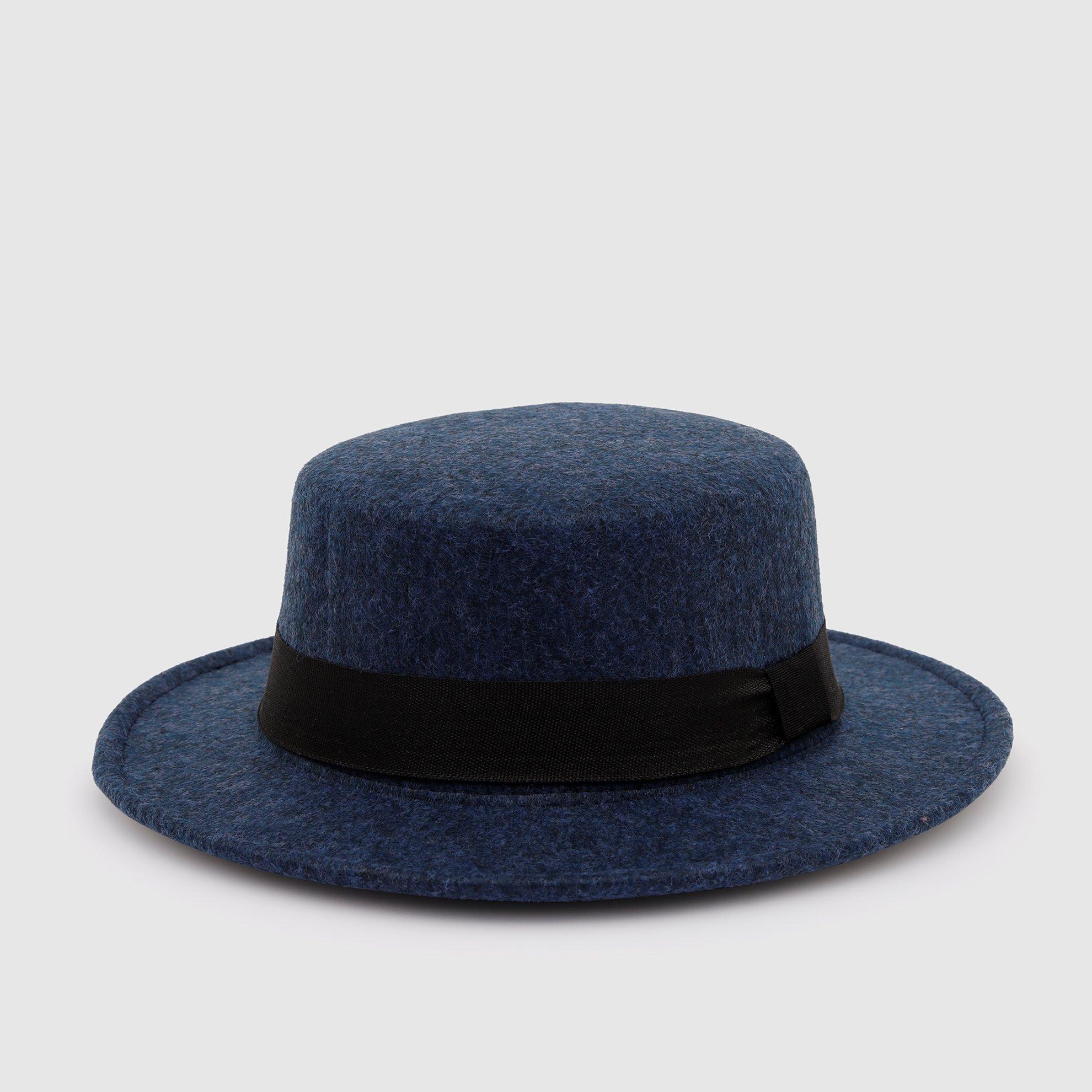 resm Kemerli Bowler Şapka