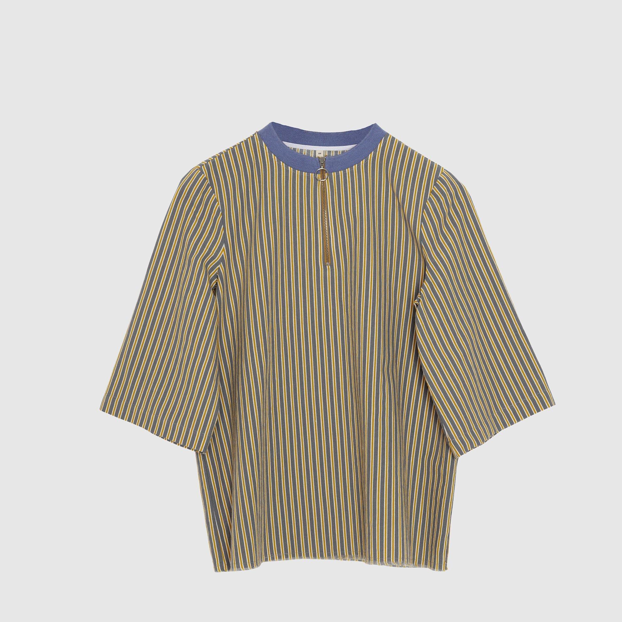 resm Fermuarlı Bluz