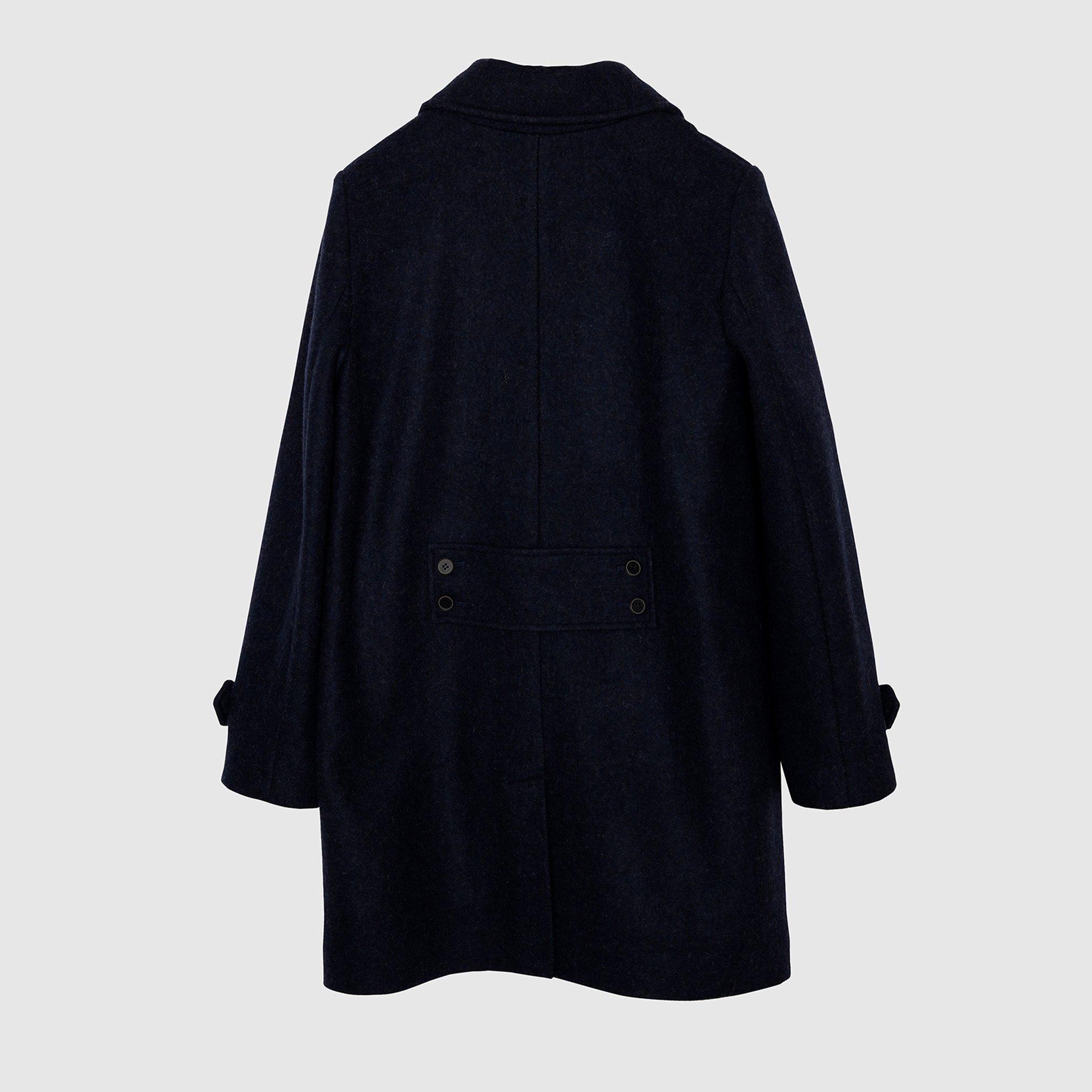 Cep Detaylı Palto