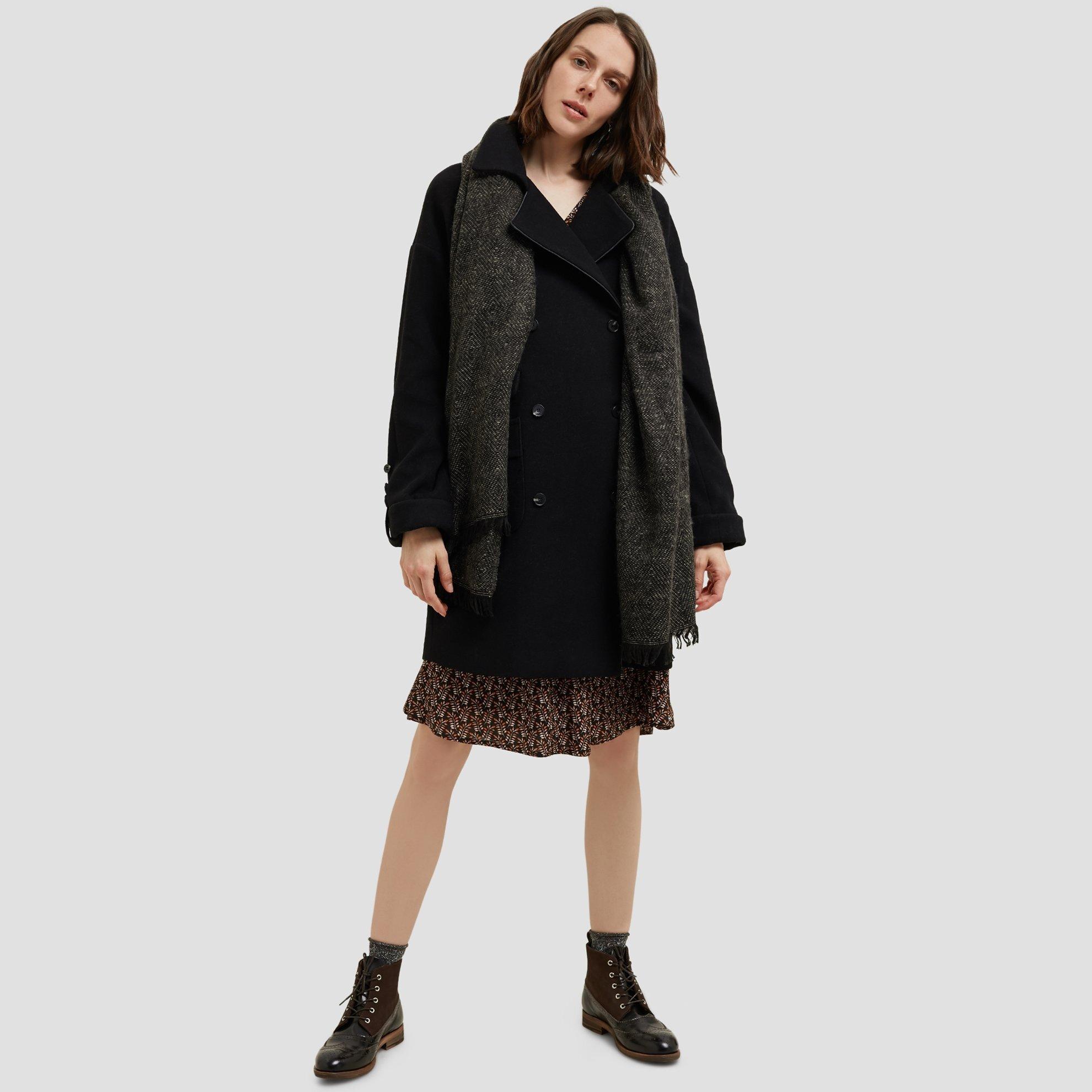 Biye Detaylı Palto