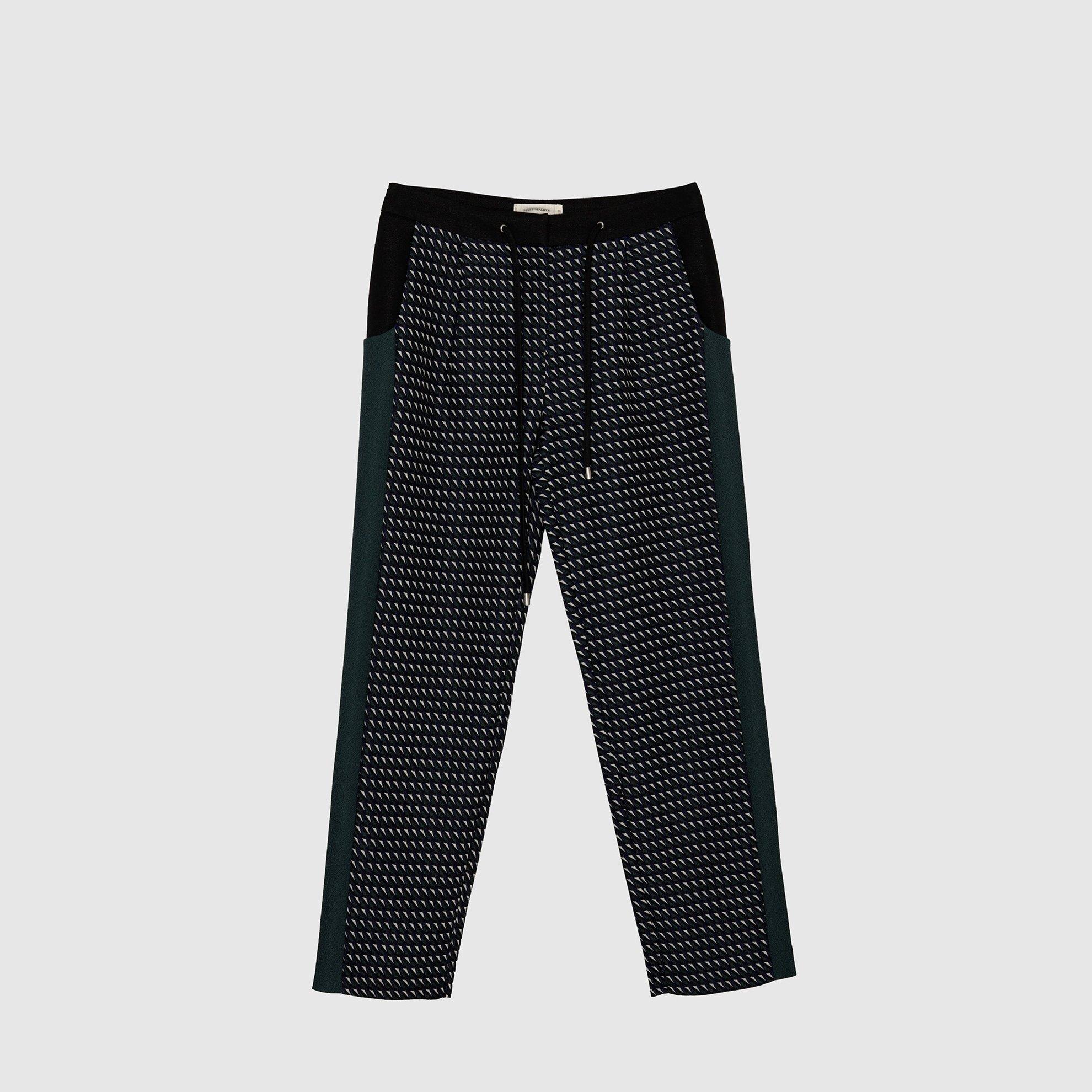 resm Kemer Detaylı Pantolon