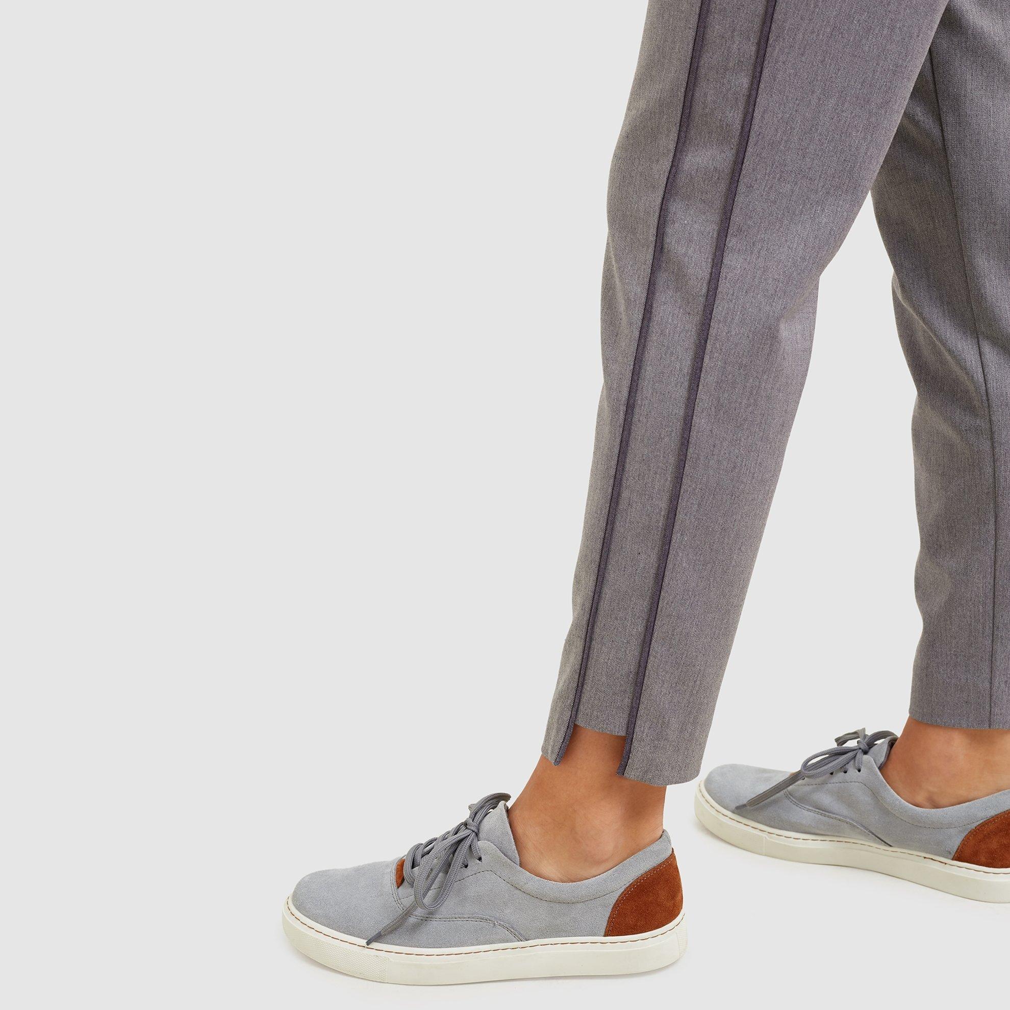 resm Biye Detaylı Pantolon