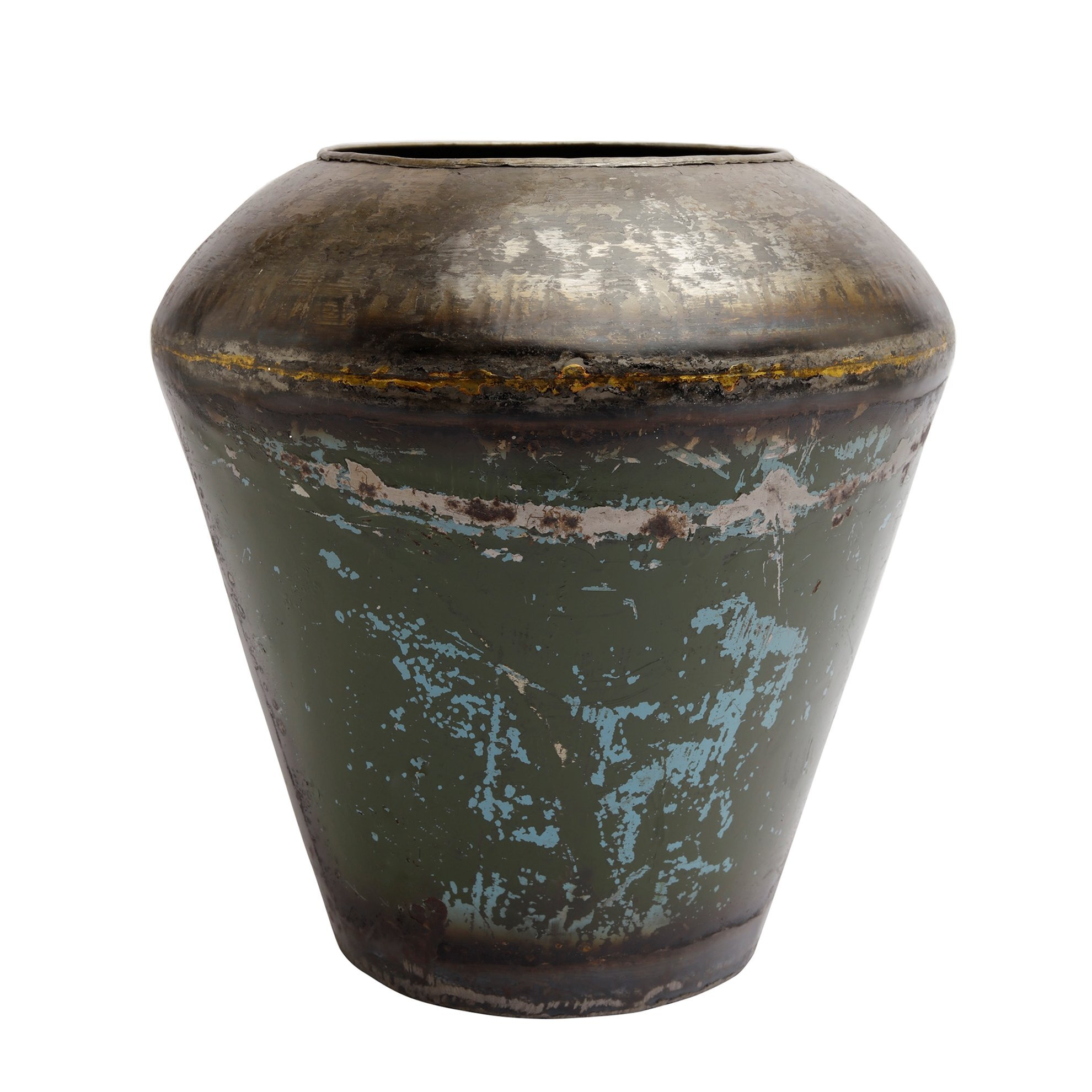 resm Metal Vazo ( 34 X 36 Cm )