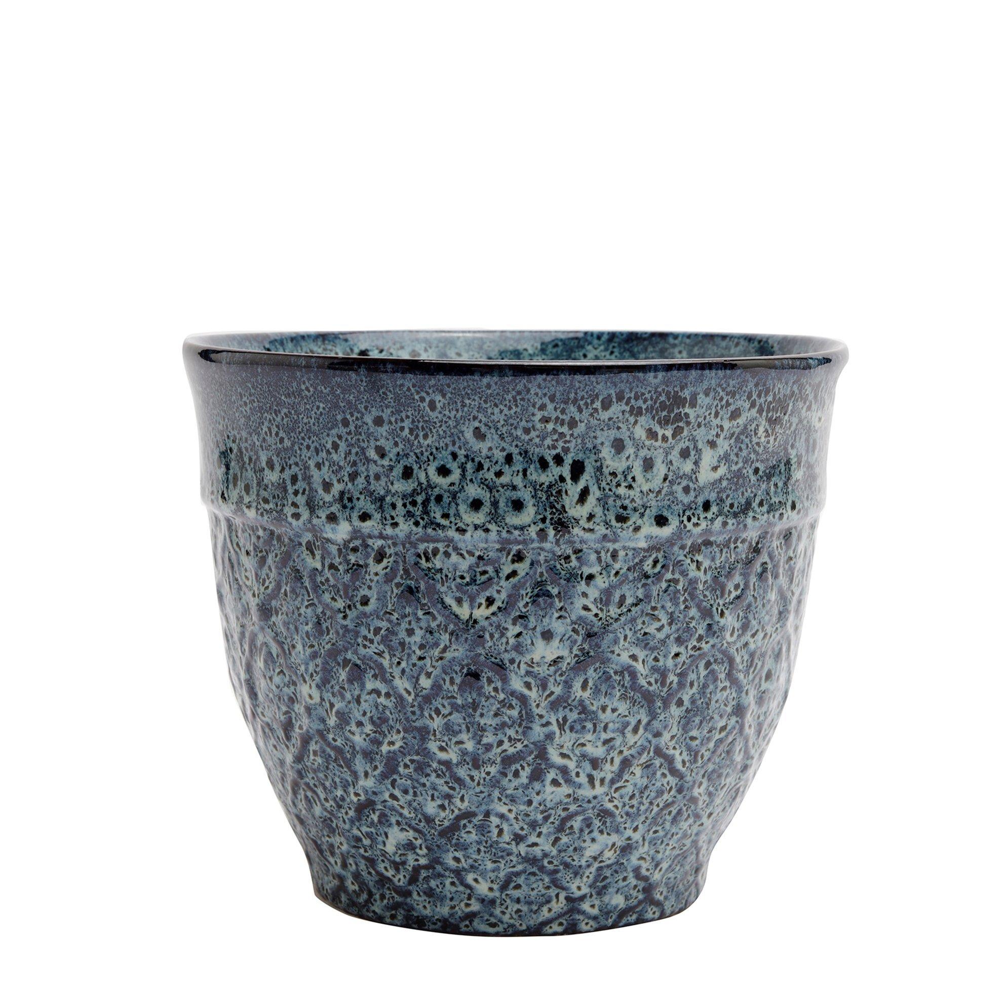 Decorative Flower Pot ( 21 X 16,5 Cm )