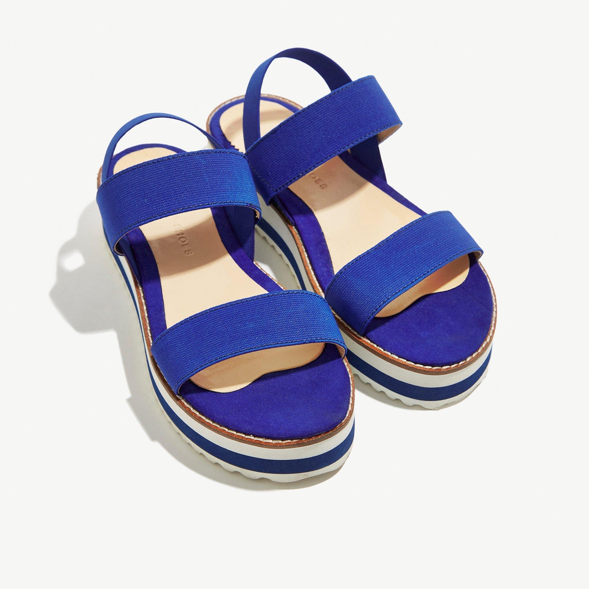 resm Lastik Bantlı Sandalet