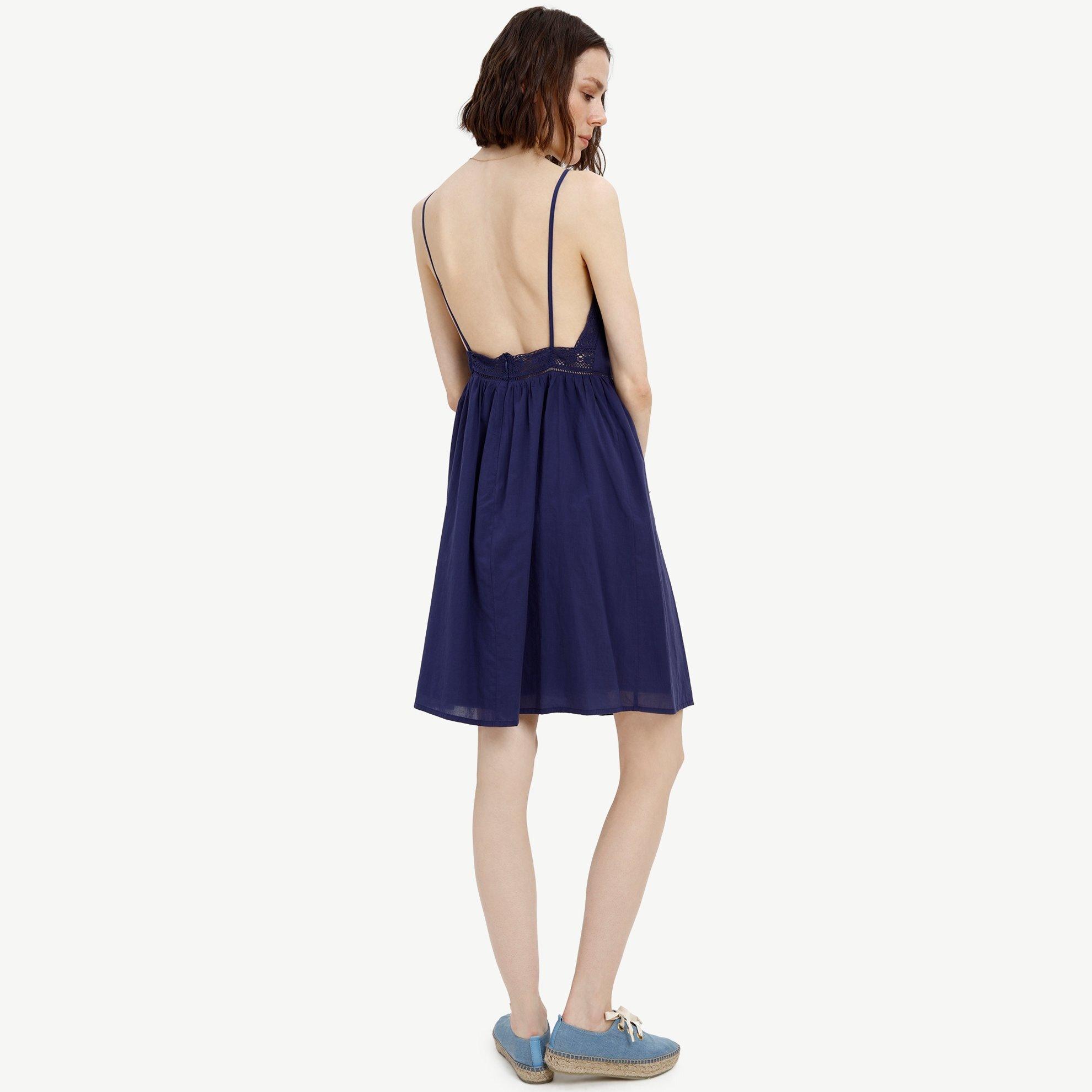 resm Nakış Detaylı Elbise