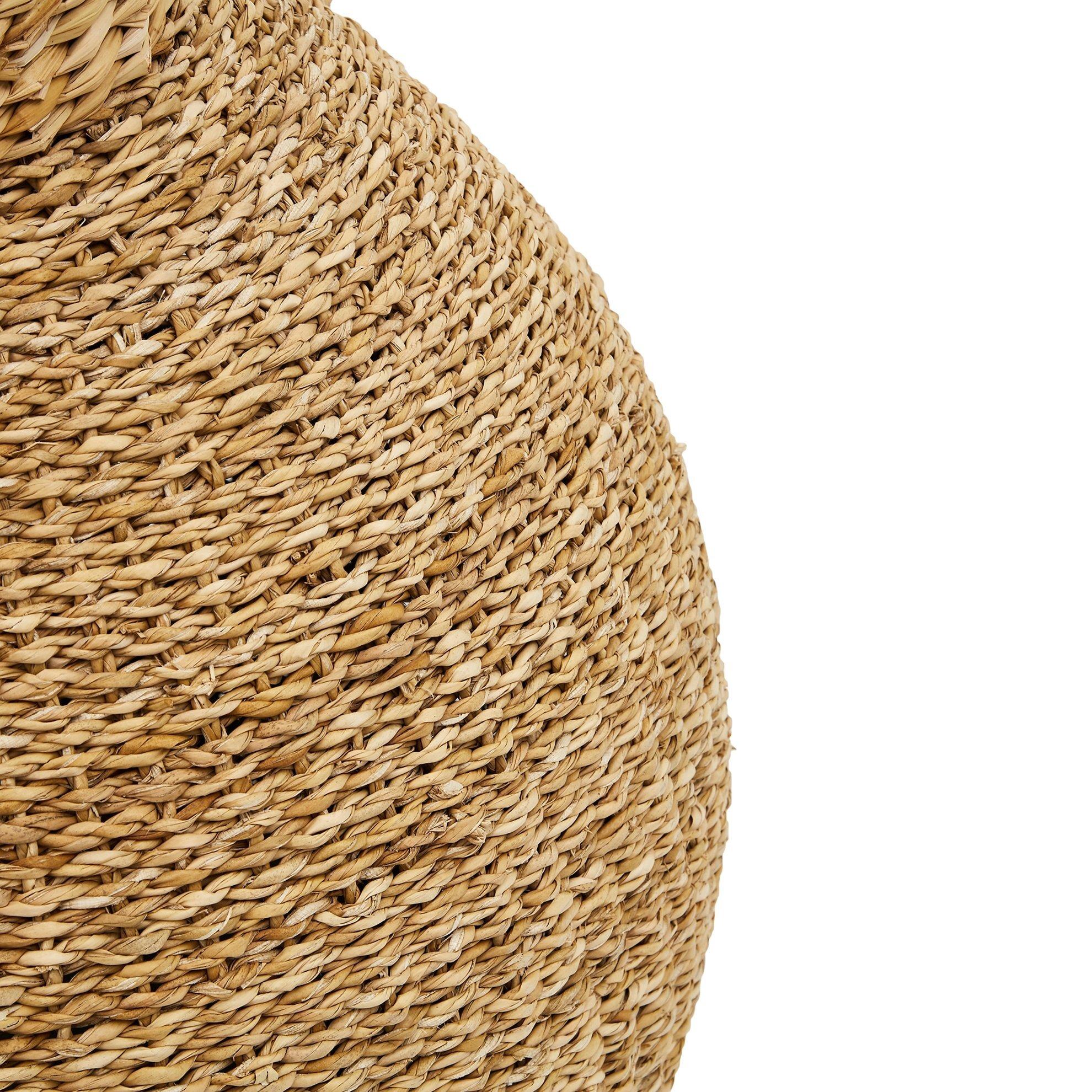 Straw Garden Basket ( 27 X 130 X 30 Cm ) - Yargıcı