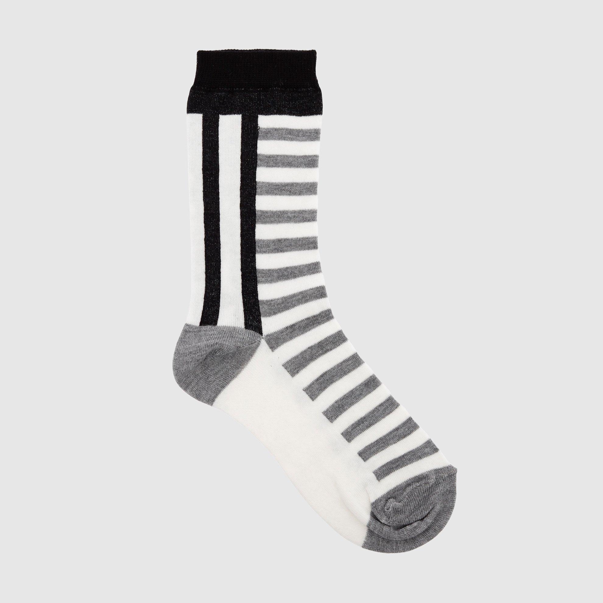 resm Çizgili Çorap