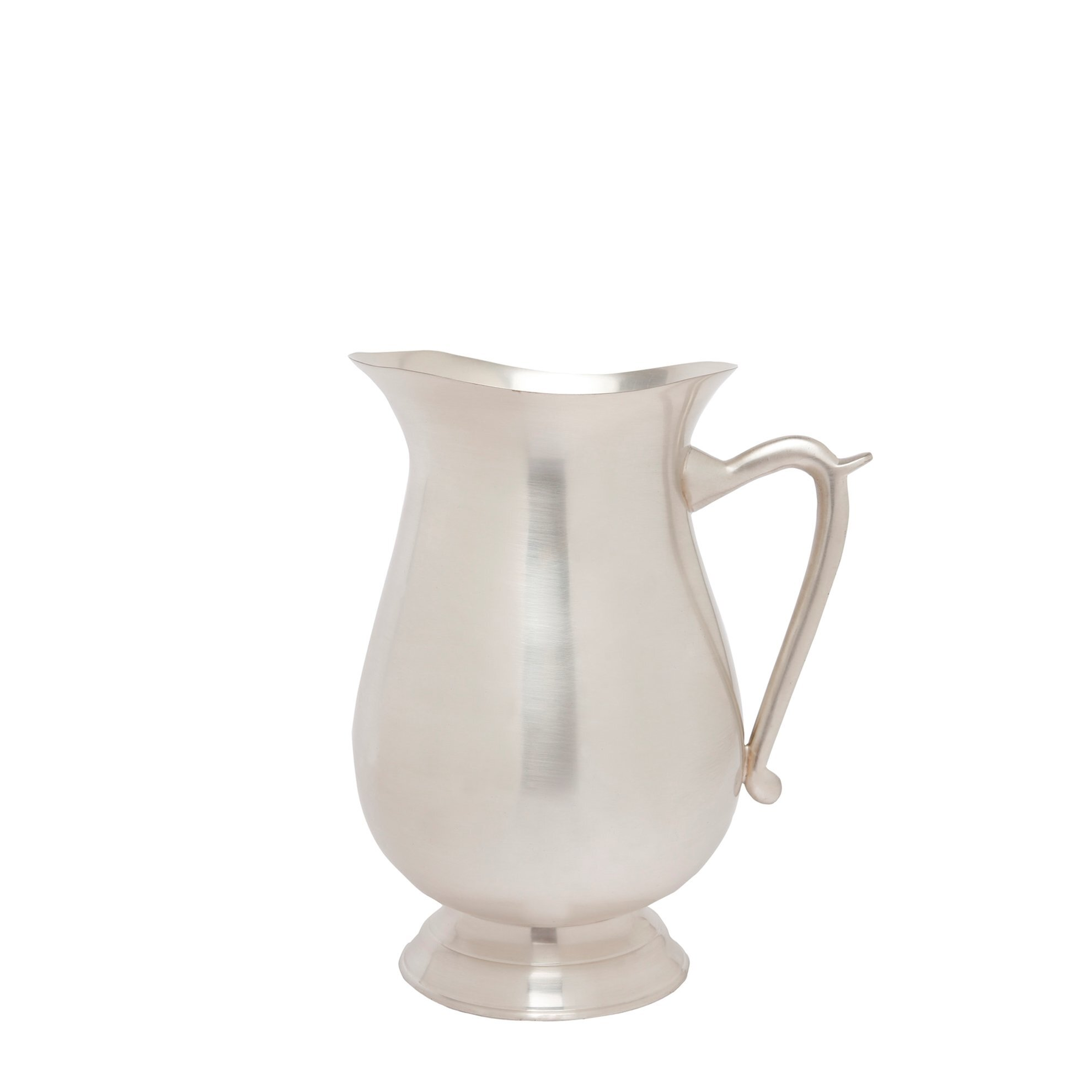 Silver Plated Pitcher ( 13 X 19 X 22 Cm )
