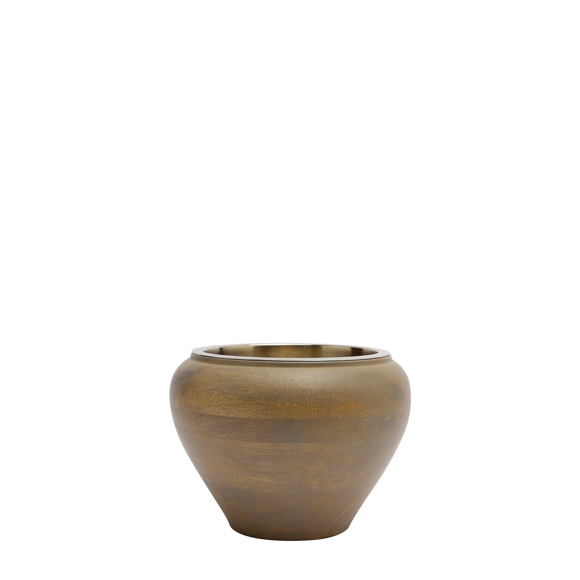 Dekoratif Küp ( 19,5 X 15 Cm )