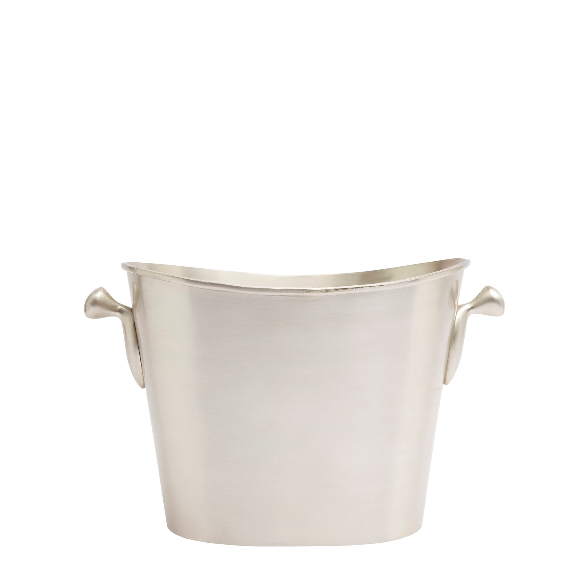 Silver Plated ice Bucket ( 16,5 X 27,5 X 17,5 Cm )