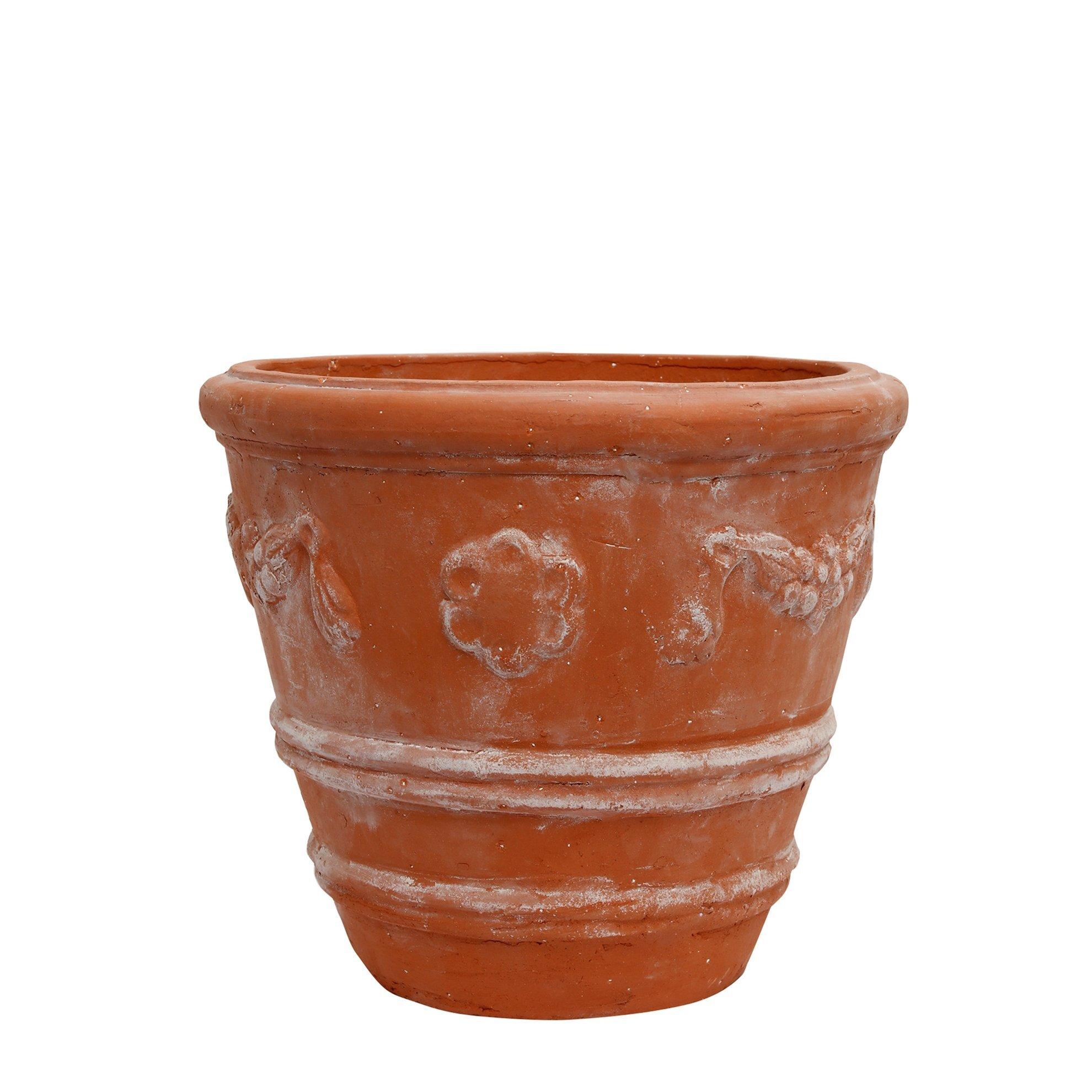 Decorative Flowerpot ( 38 X 32 Cm )
