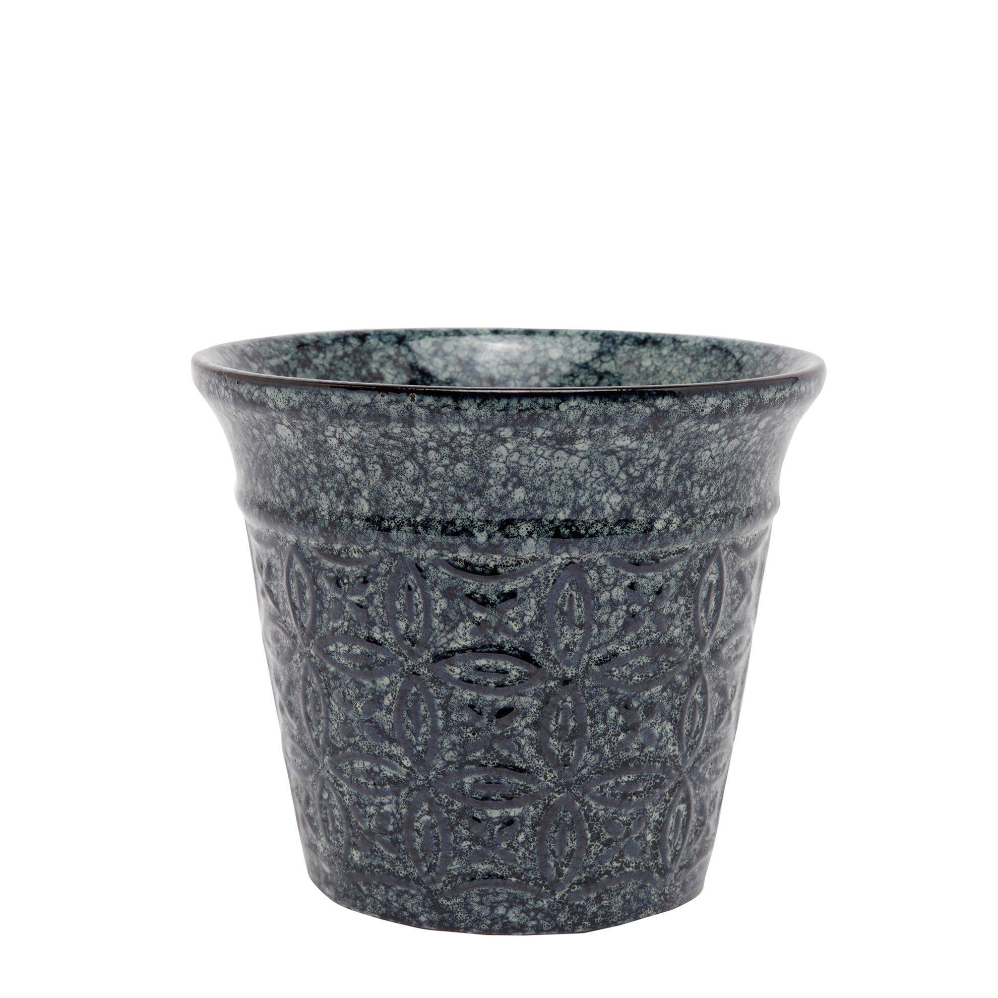 Decorative Flower Pot ( 15 X 13 Cm )