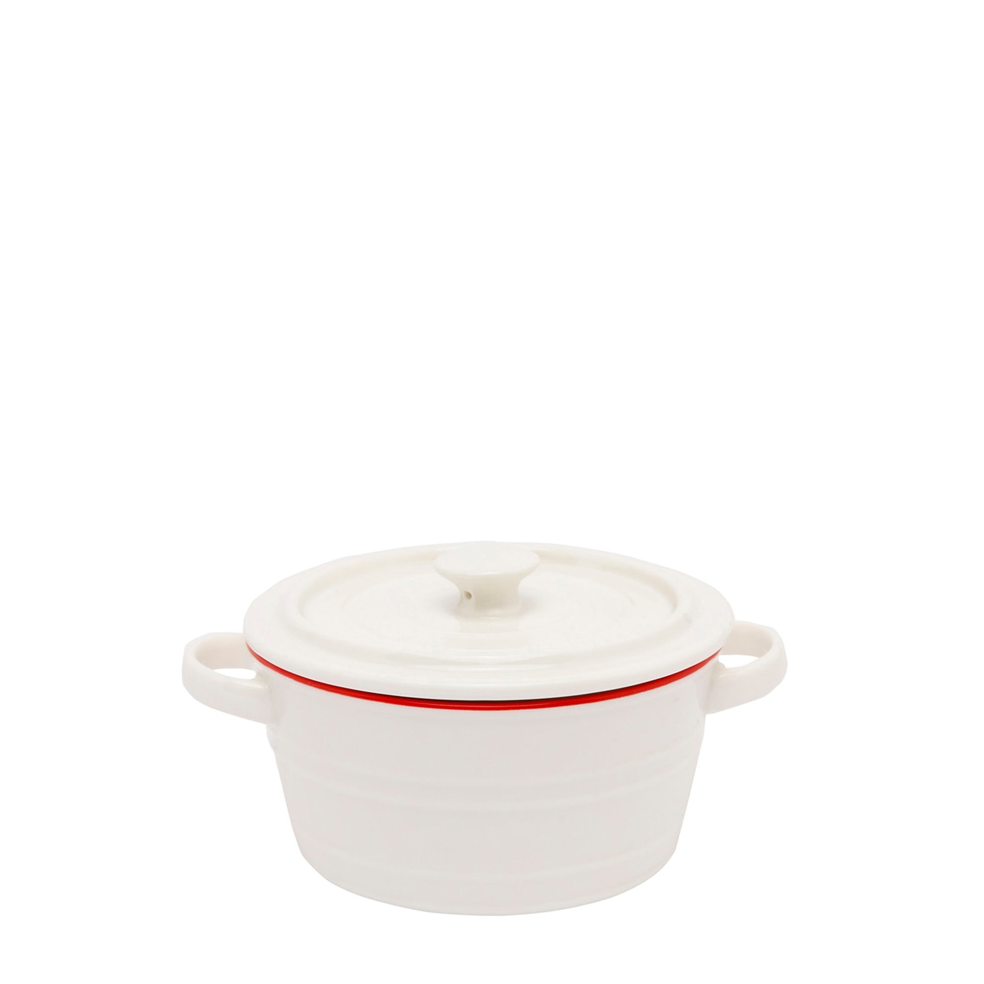 Ceramic Salad Bowl ( 15,5 X 15,5 X 8 Cm )
