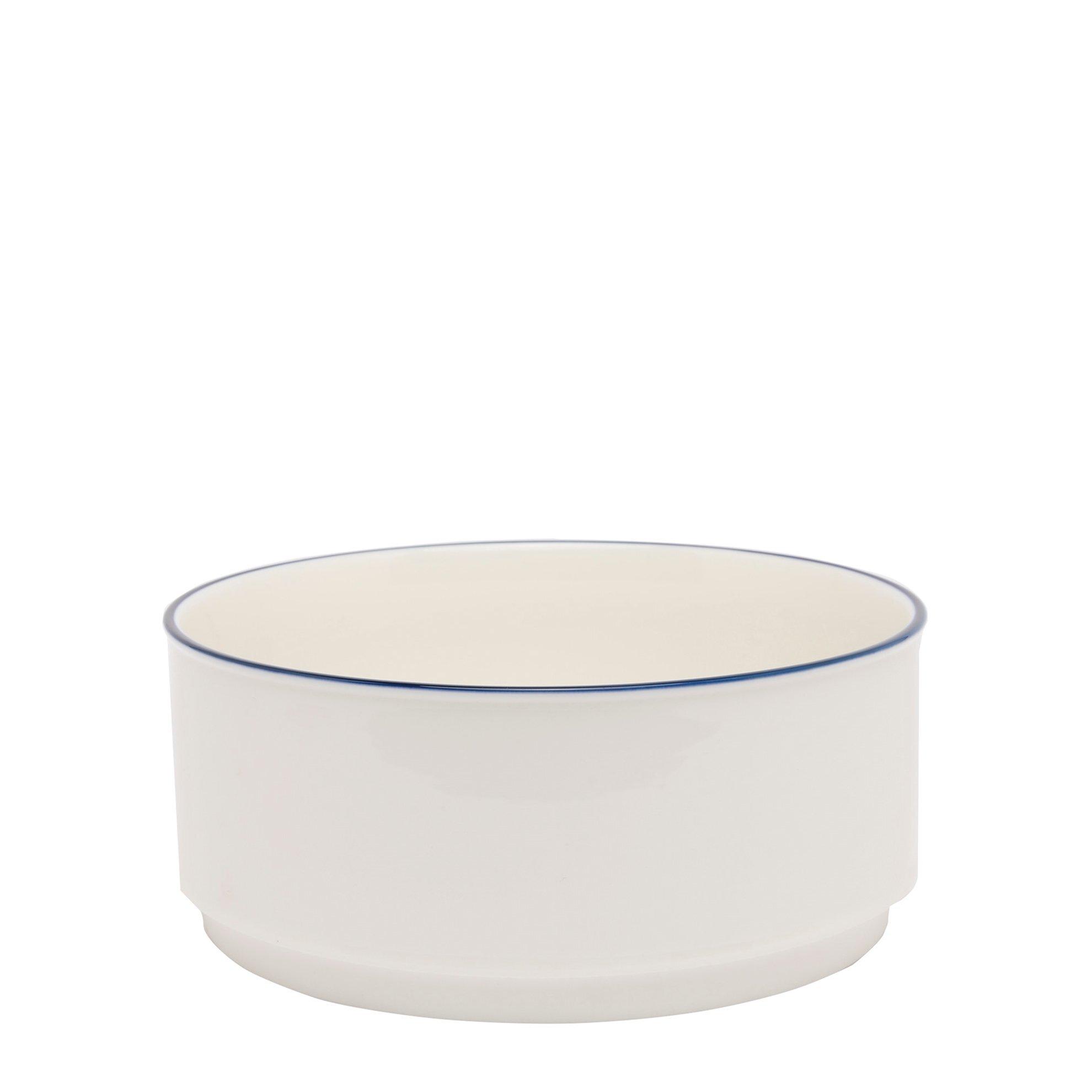 Ceramic Salad Bowl ( 22,5 X 22,5 X 9,5 Cm )