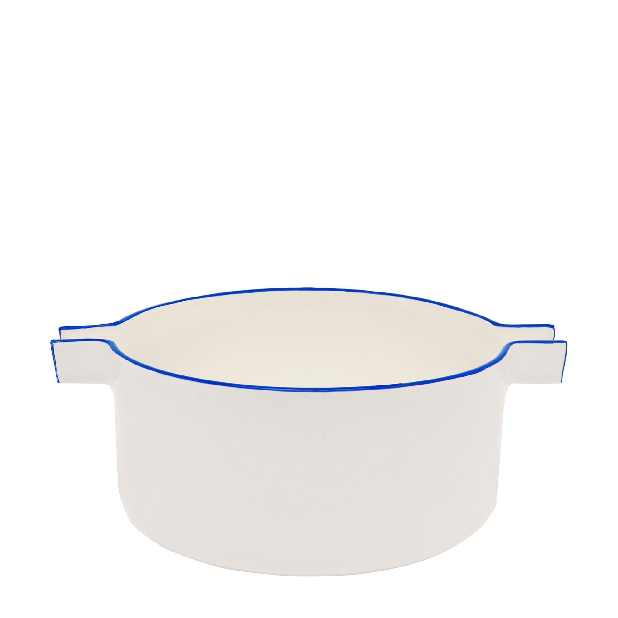 Ceramic Salad Bowl ( 31,5 X 11,5 Cm )