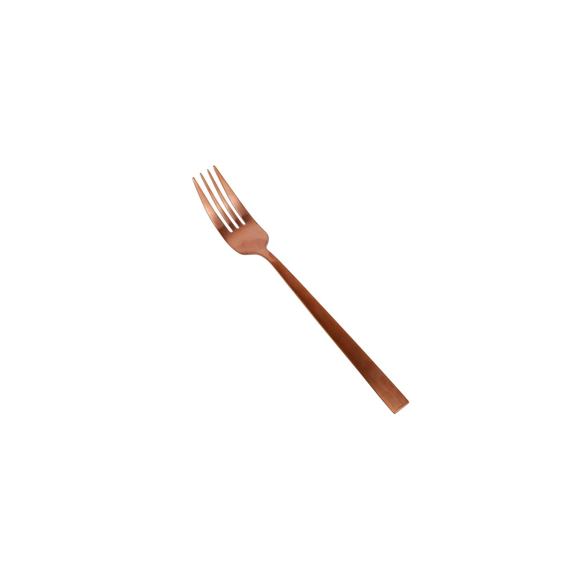 Stainless Steel Dessert Fork ( 17,20 Cm )