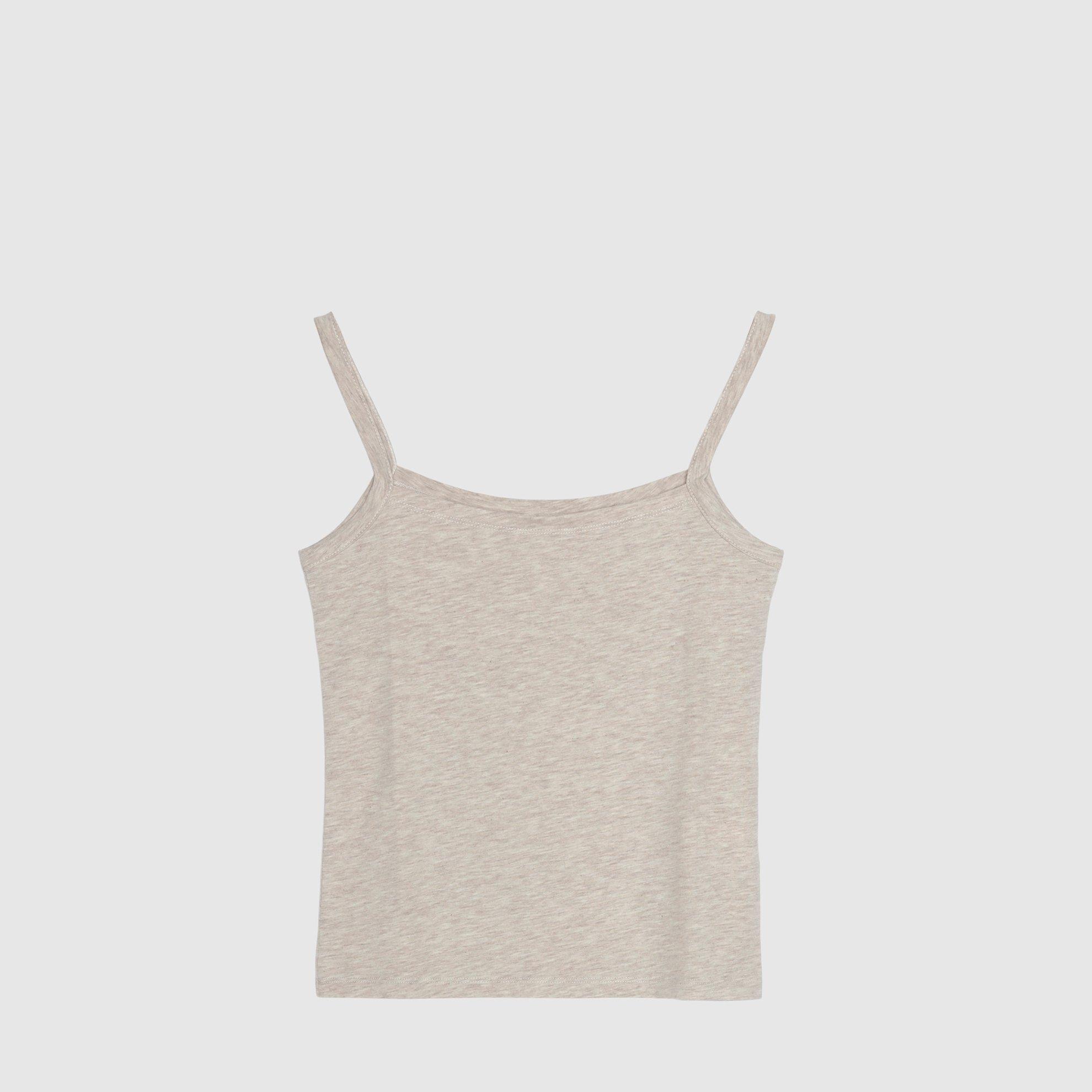 resm İnce Askılı T-shirt
