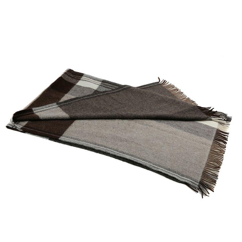 Alpaka Yünü Battaniye (140x240cm)