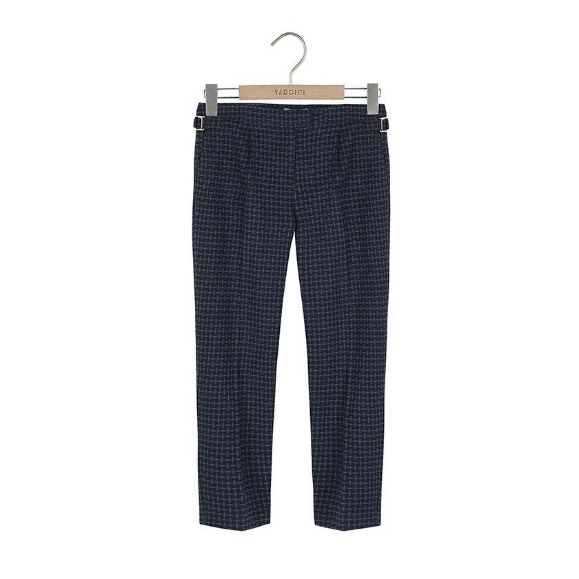 Tek Plili Klasik Pantolon