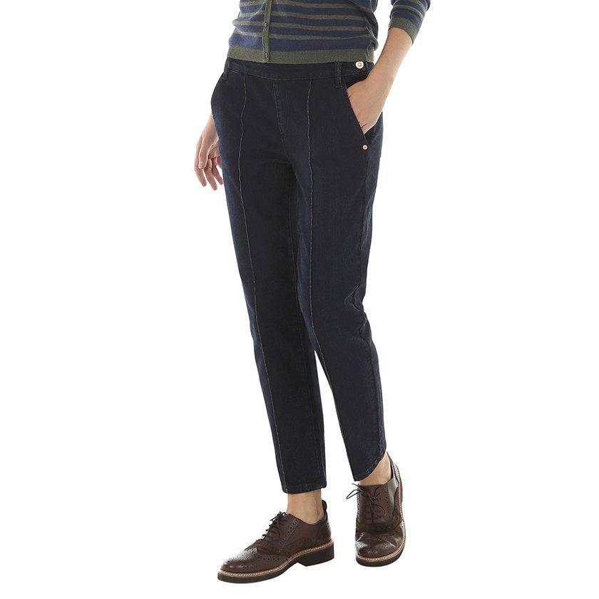 Damen Hose mit Bügelfalte