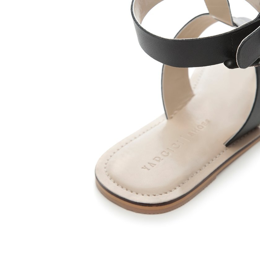resm Deri Sandalet