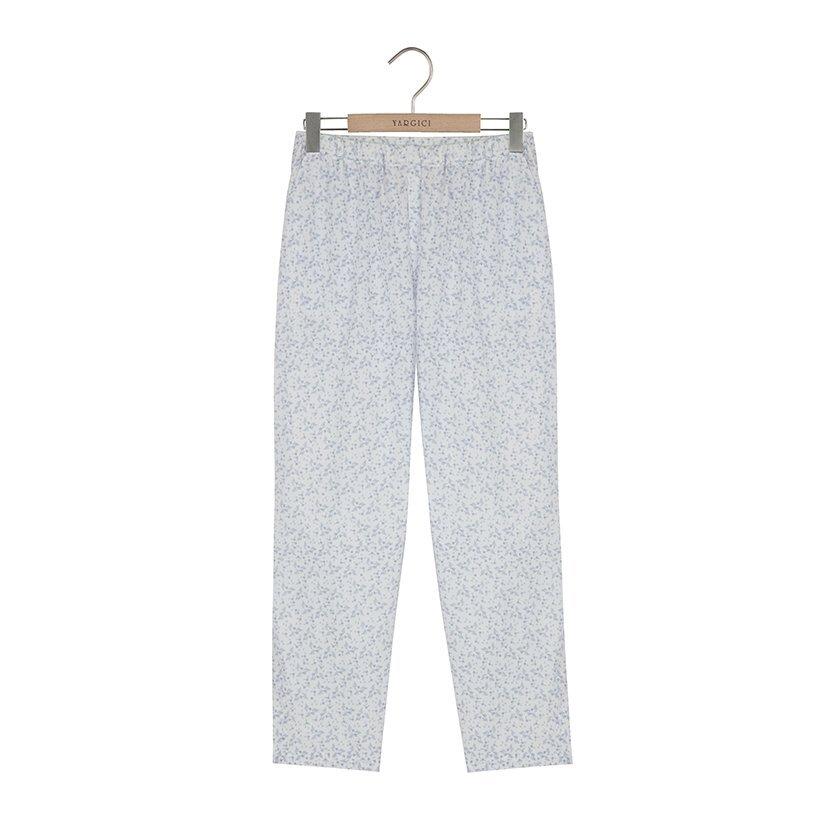 resm Yırtmaç Detaylı Pijama Altı