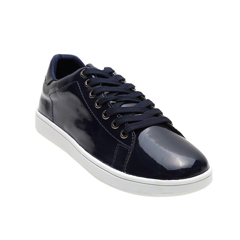 Parlak Spor Ayakkabı