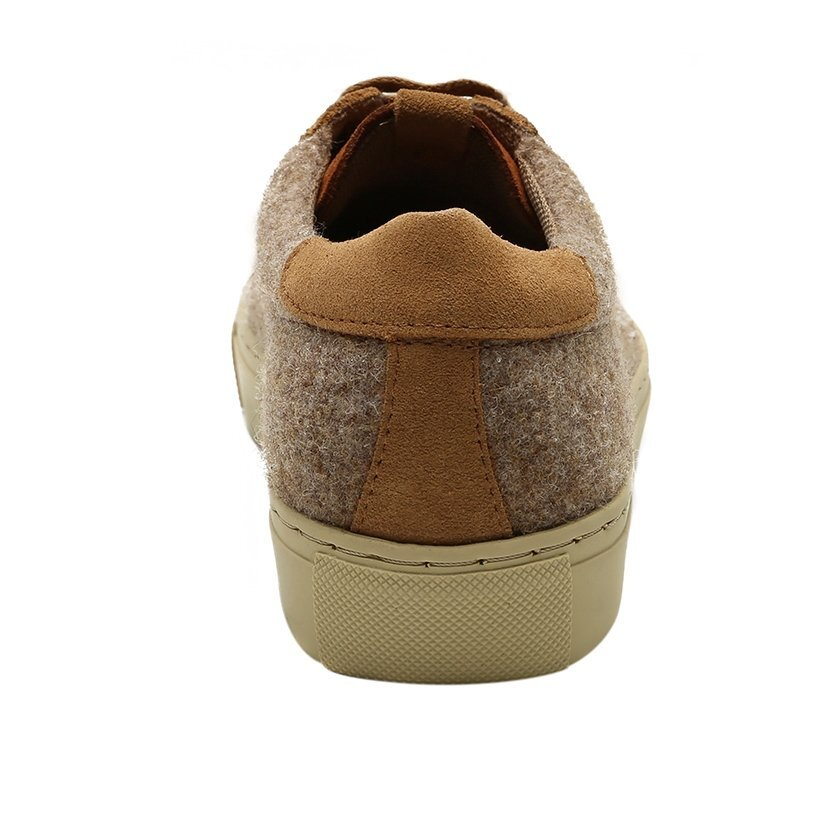 Süet Detaylı Spor Ayakkabı
