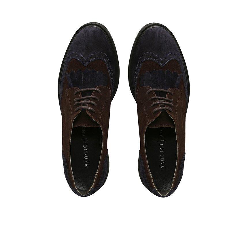 Süet Deri Ayakkabı