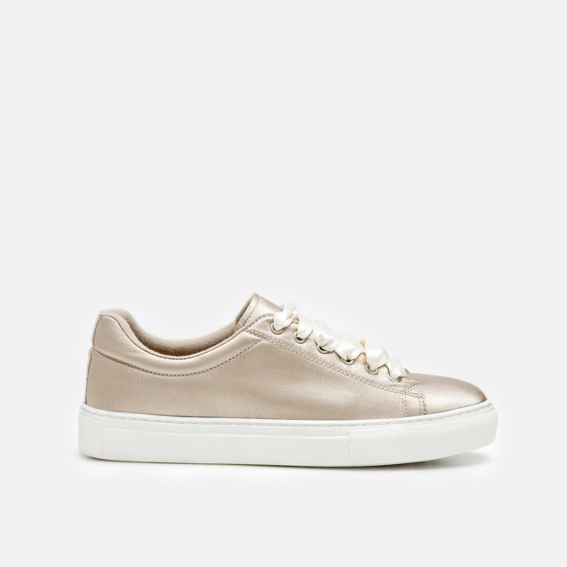 Satin-Sneaker