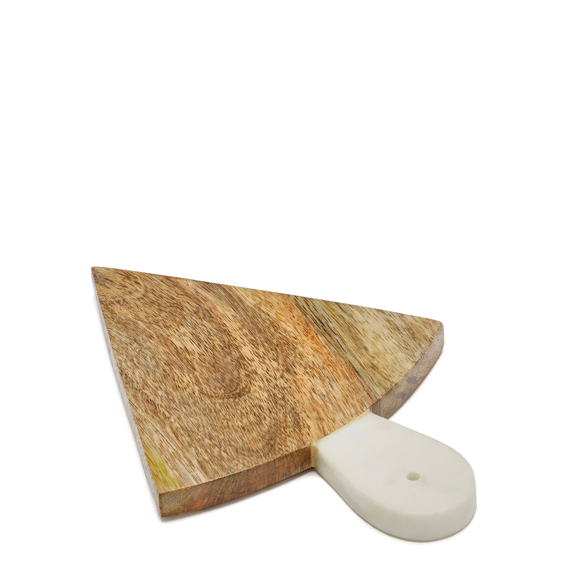 Marble Service Plate ( 21 X 14 Cm )
