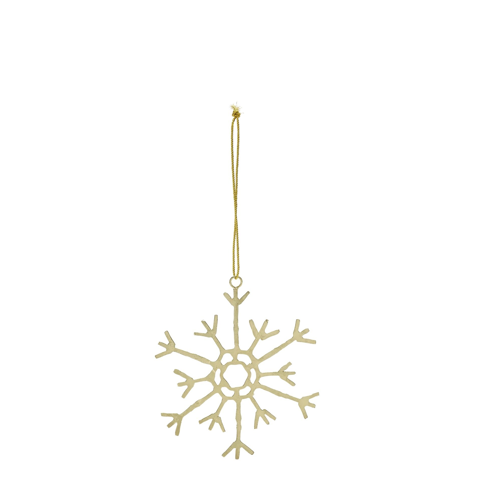 Weihnachtsschmuck - Schneeflocke