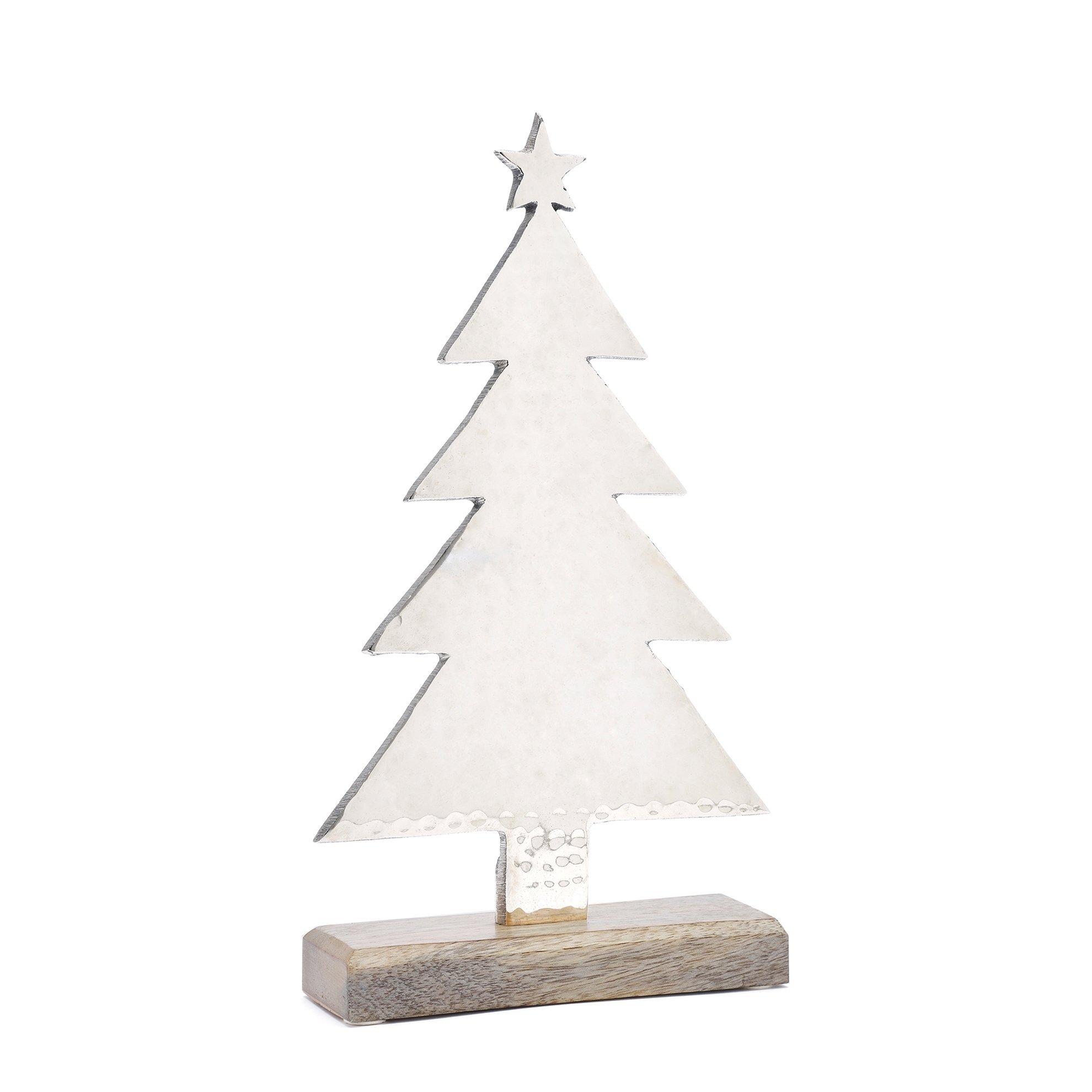 Ağaç Yılbaşı Süsü ( 16 X 28 Cm )
