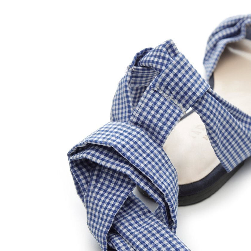 Fabric Sandal