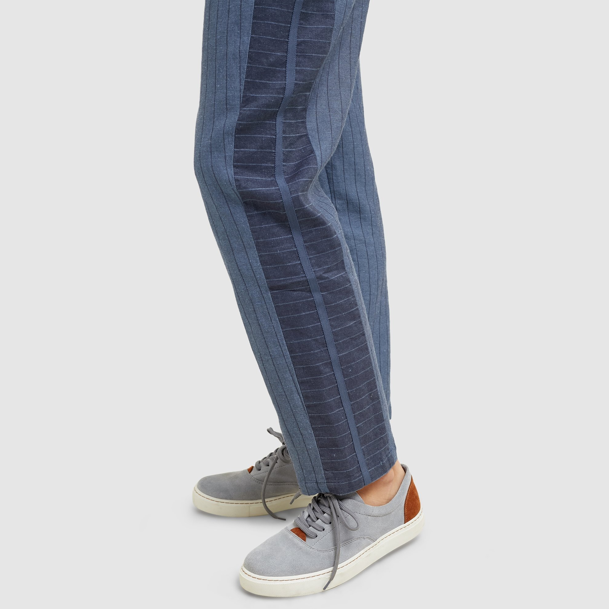 Grossgrain Detailed Trousers