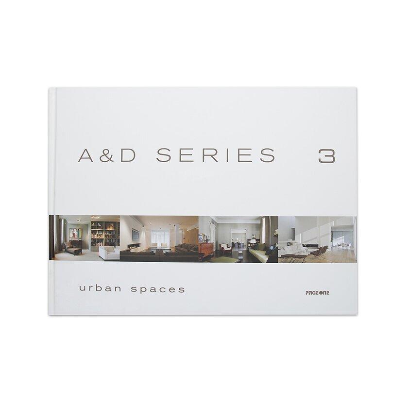 A&d Serıes 3:urban Spaces