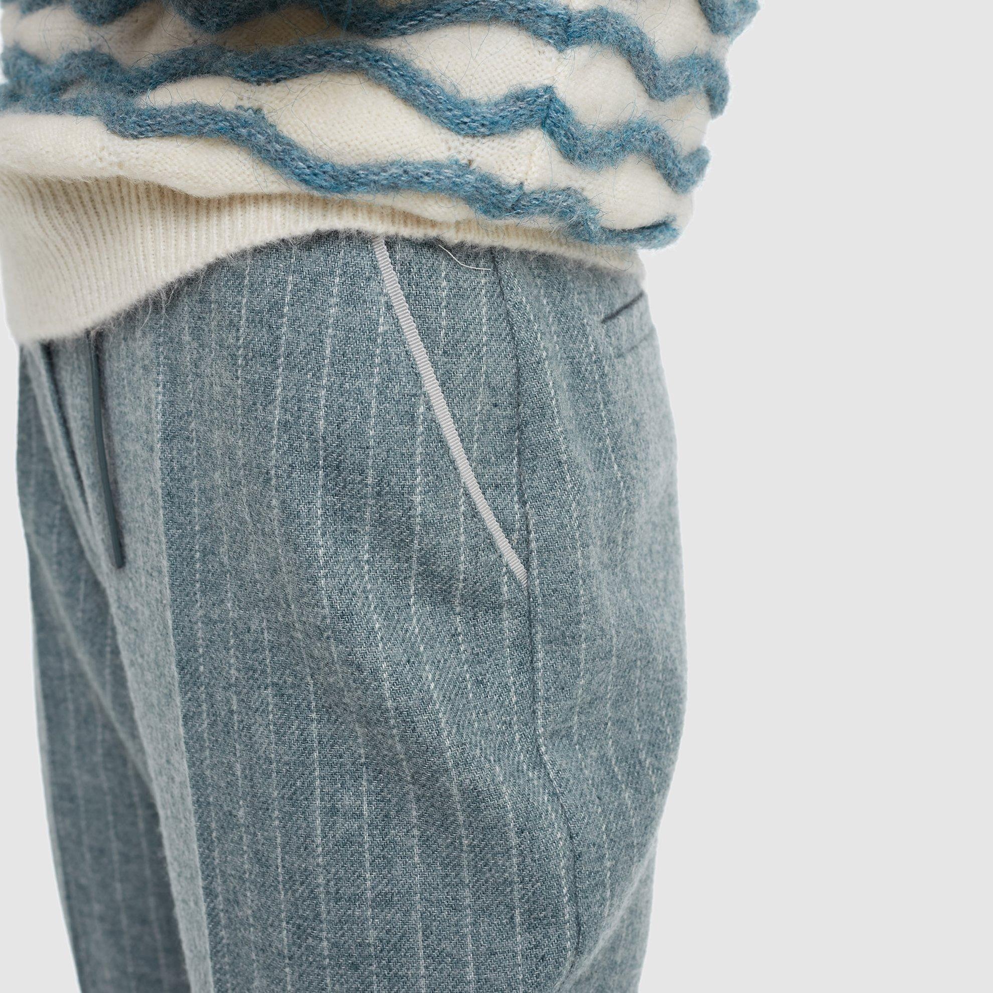 resm Şerit Detaylı Pantolon
