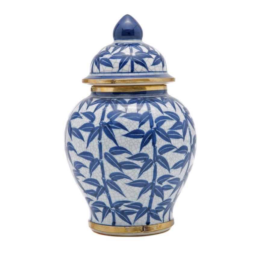 El Yapımı Seramik Vazo ( 12 X 18 Cm )