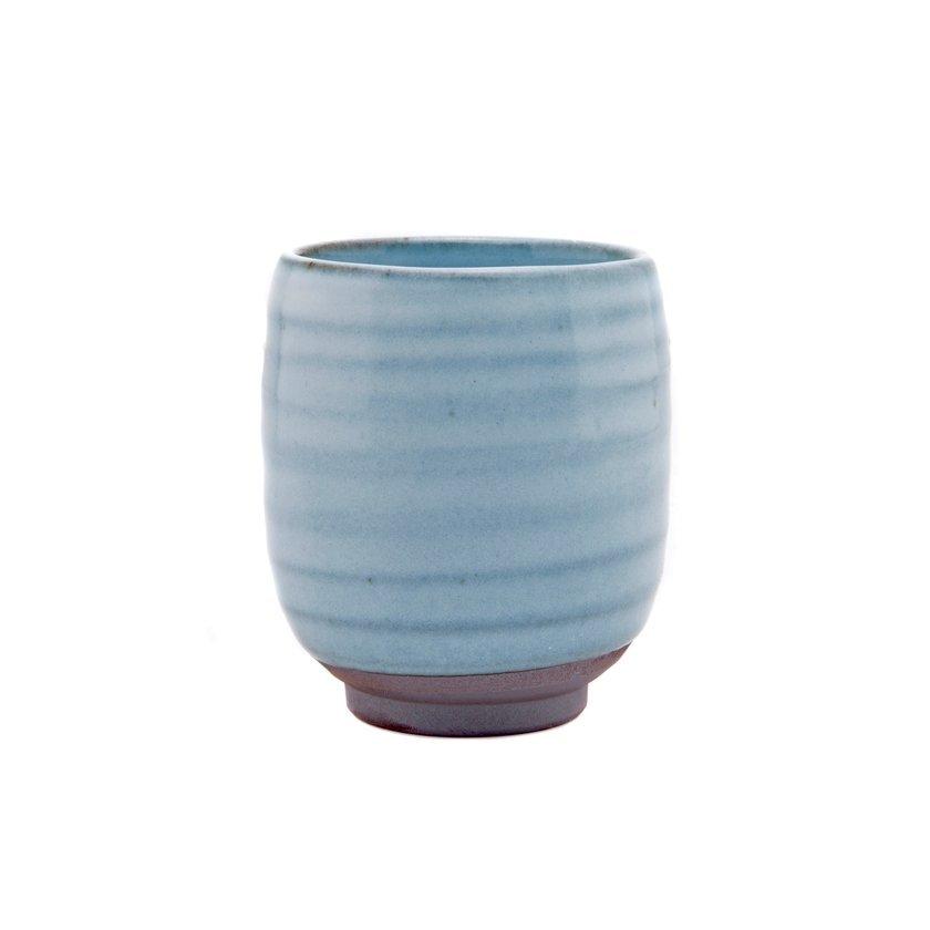Handmade Ceramic Cup ( 8 X 9 Cm )