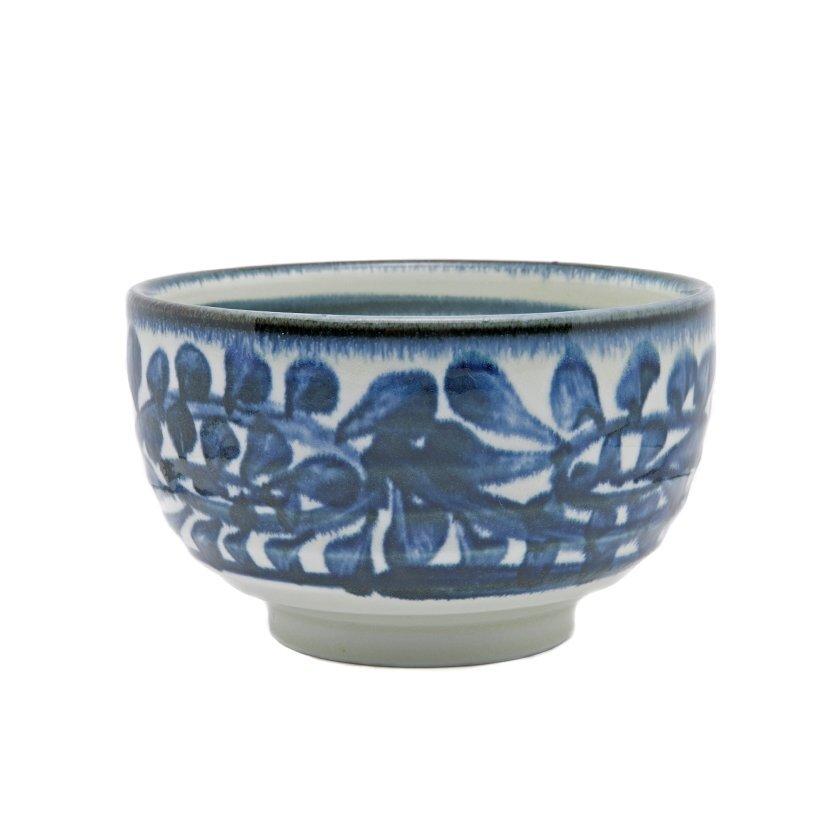 Handmade Ceramic Bowl ( 16 X 10 Cm )