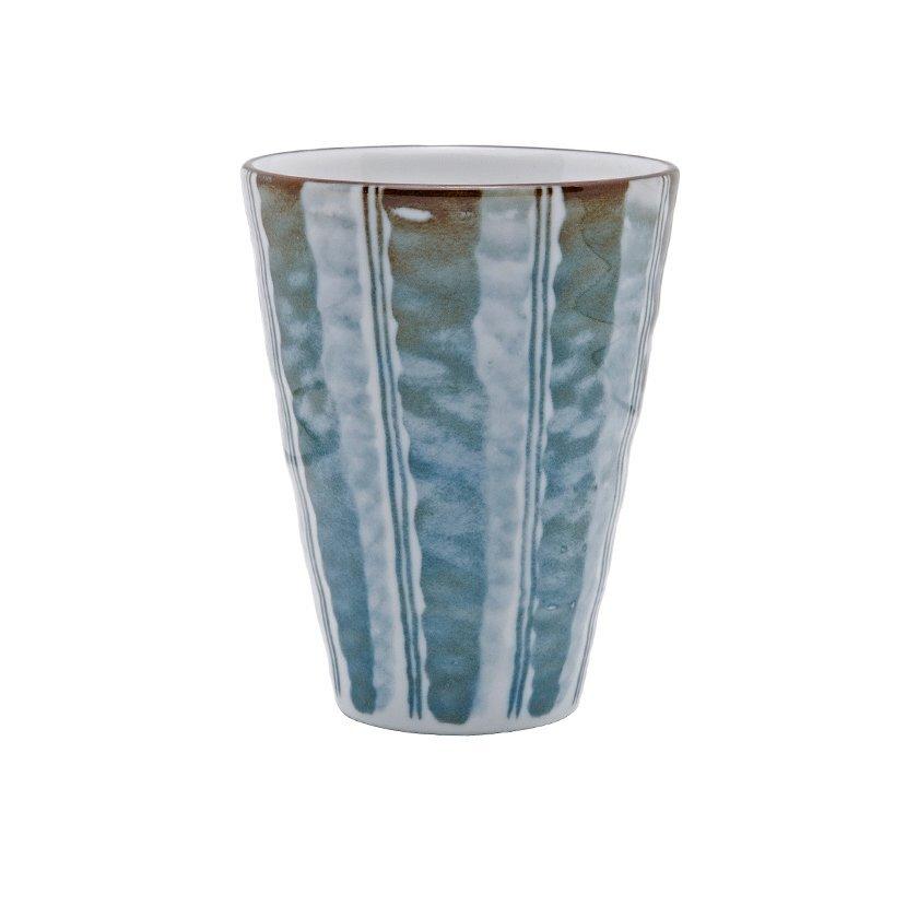 El Yapımı Seramik Bardak ( 9 X 11 Cm )