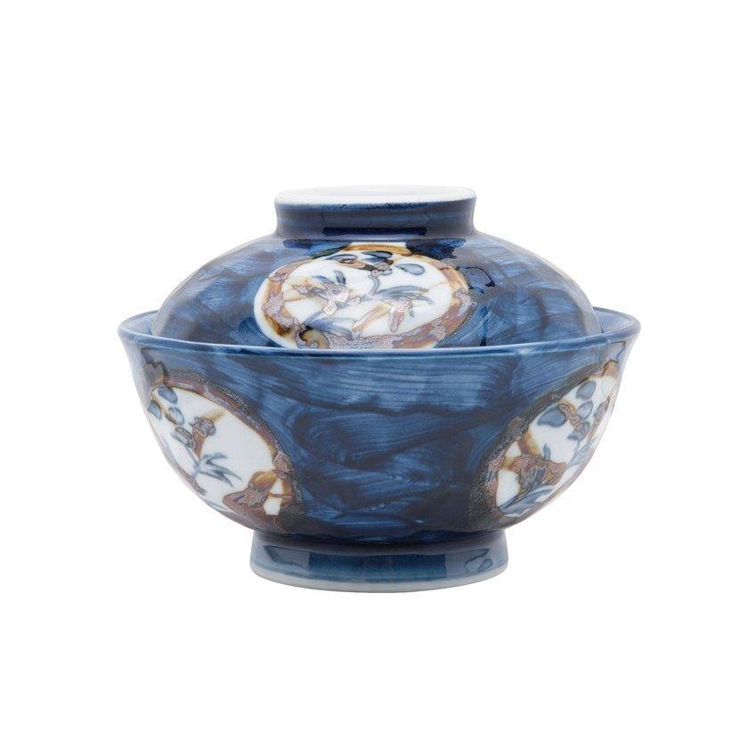 Handmade Ceramic Bowl ( 16 X 11 Cm )