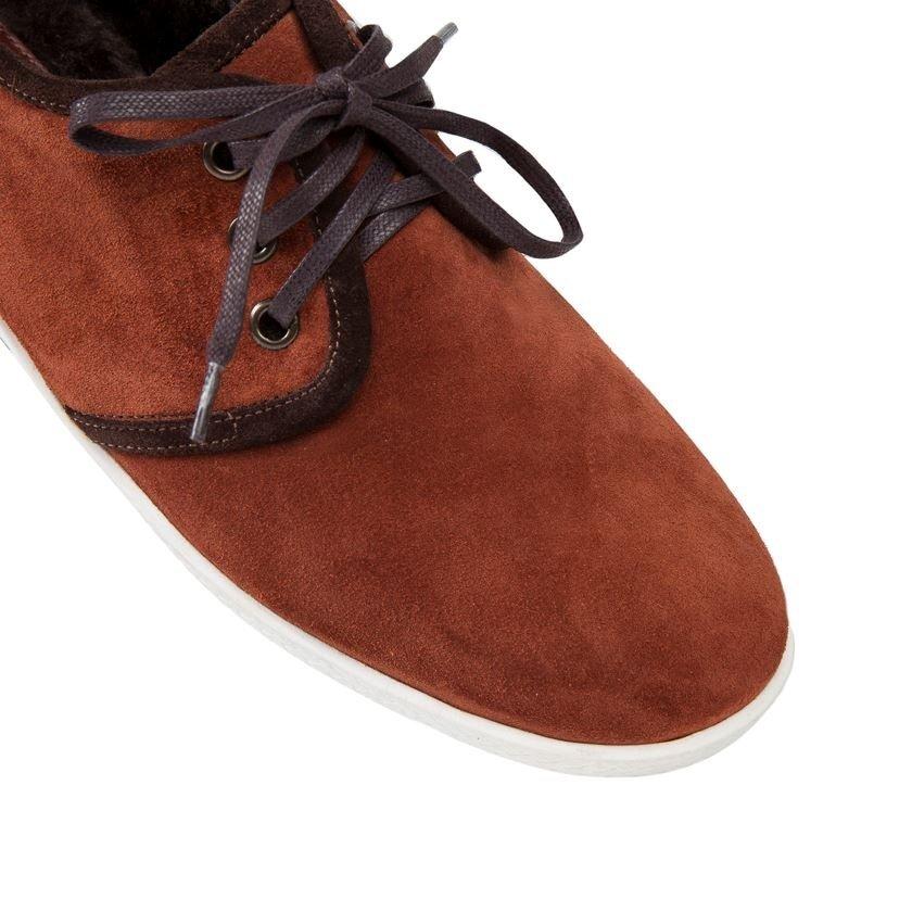 İçi Tüylü Süet Ayakkabı