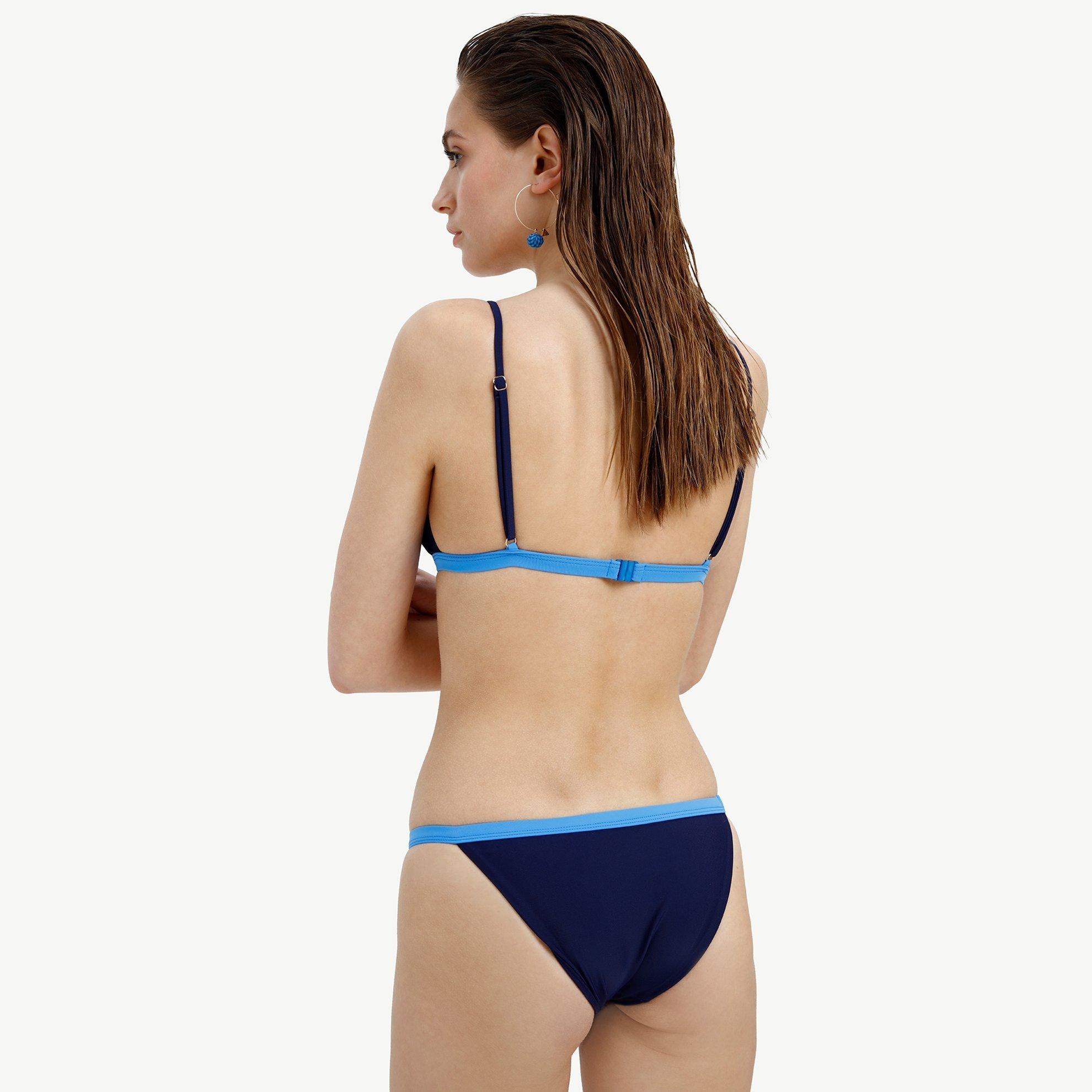 Kemer Detaylı Bikini Altı
