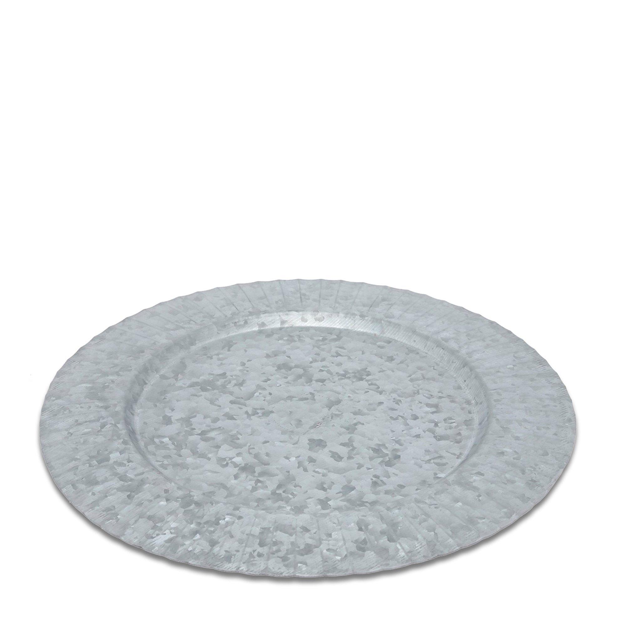 Galvanized Table Mat ( 33 Cm )