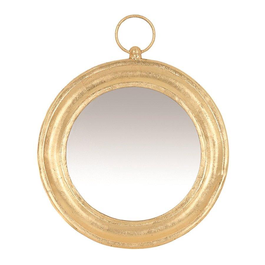 Varak Görünümlü Ayna ( 35 X 43 X 3 Cm )