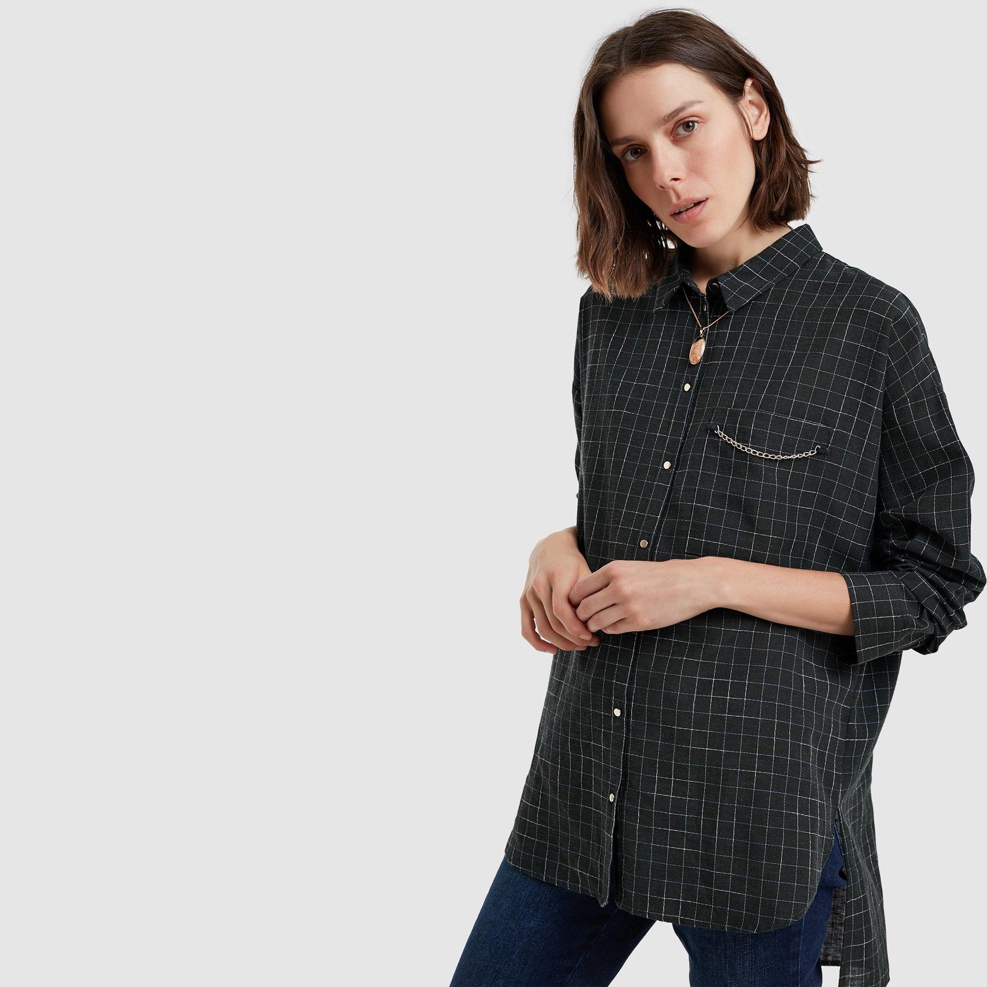 resm Zincir Detaylı Gömlek