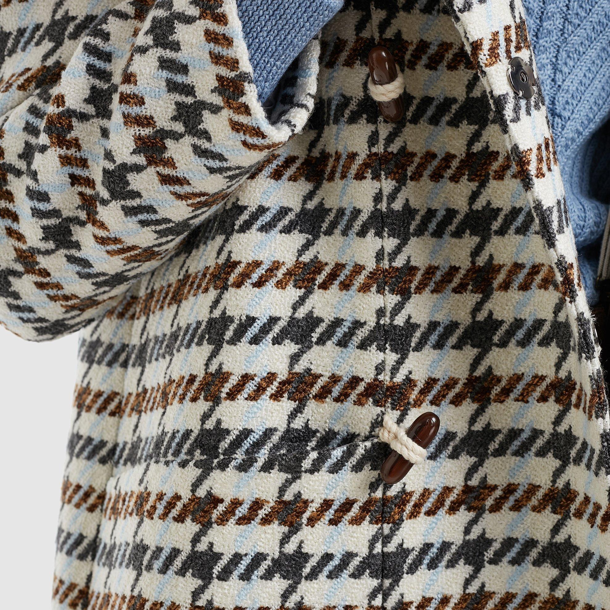Düğme Detaylı Palto